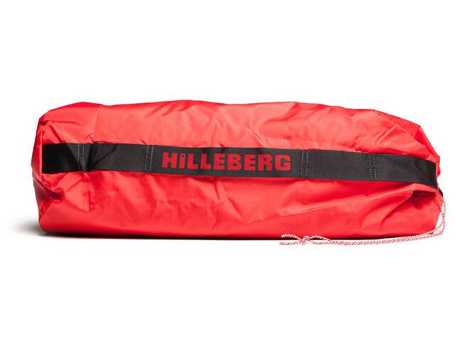 Hilleberg Tent Bag XP 58x17cm red